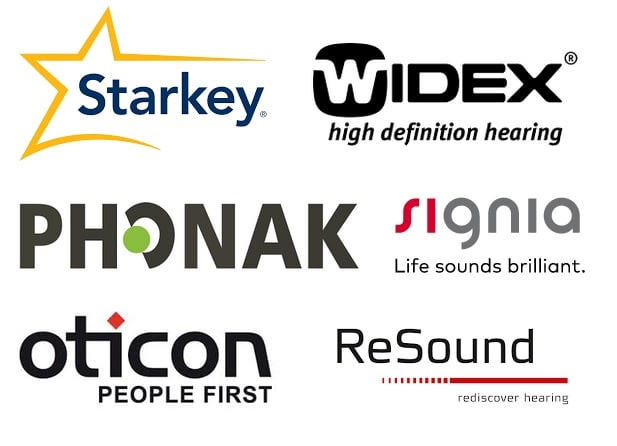 Hearing Dynamics carries Starkey Signia Phonak ReSound and Oticon hearing aids