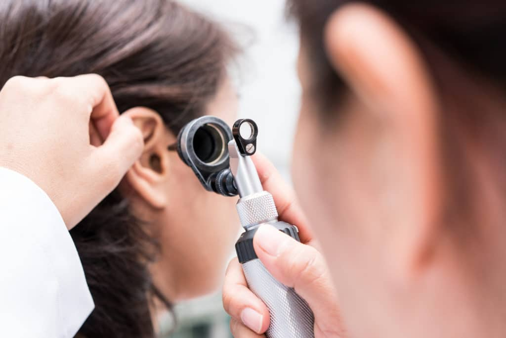 Hearing Dynamics provides otoscopic examinations
