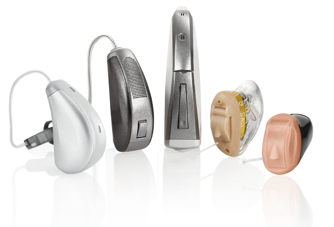 Hearing Dynamics fits an assortment of Starkey hearing aids