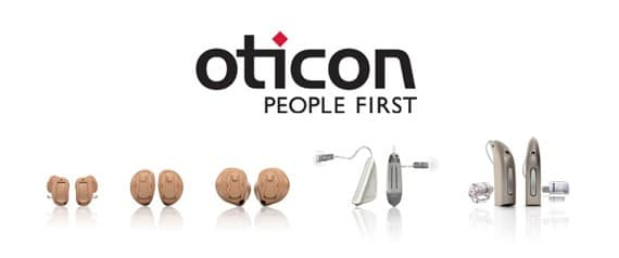 We carry a full line of Oticon hearing aids including wireless hearing aids and streaming hearing aids. For your hearing loss problems we all offer hearing aid apps.