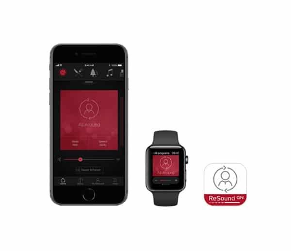 ReSound Smart 3d app