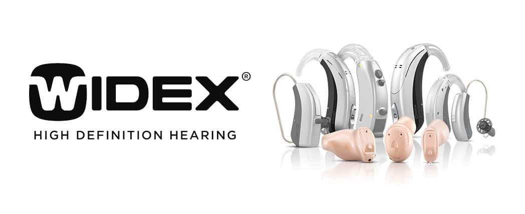 Hearing Dynamics offers the entire line of Widex hearing aids