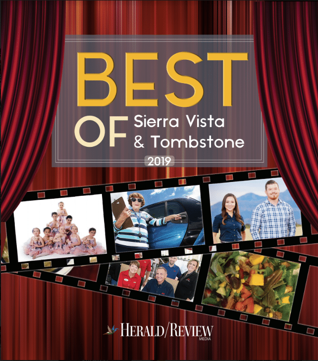 Hearing Dynamics is awarded Best of Vista two years in a row!
